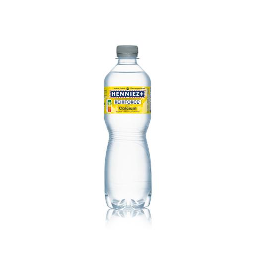 Bouteille d'eau HENNIEZ + Calcium 50cl