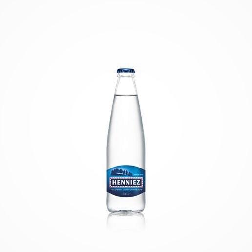 Flasche HENNIEZ ohne Kohlensäure 33cl Glas