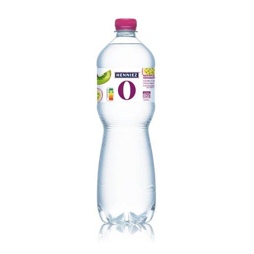 Flasche HENNIEZ 0 Passionsfrucht-Kiwi 100cl