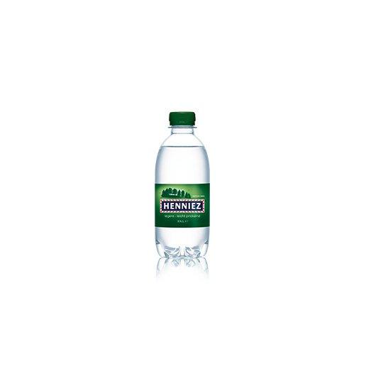 Bouteille d'eau HENNIEZ légère en PET 33cl