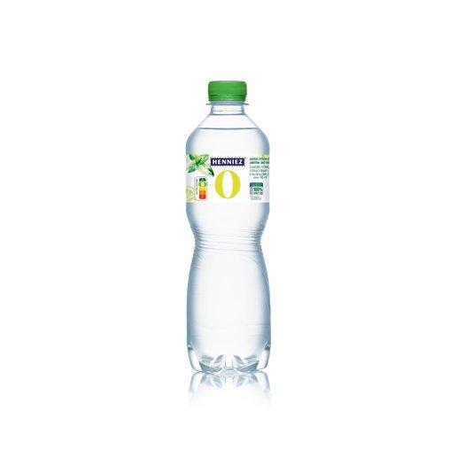 Flasche HENNIEZ 0 Limetten-Melisse 50cl