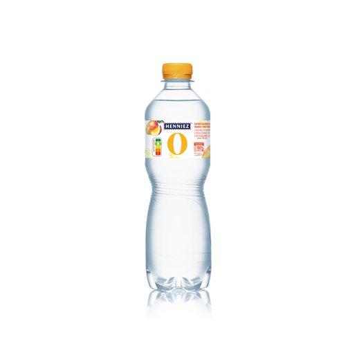 Flasche HENNIEZ 0 Mango-Yuzu 50cl